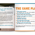 Exhibitor Playbook 2013: Inside Cover and table of contents.