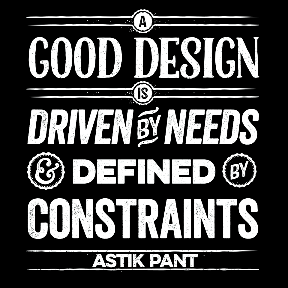 design-constraints